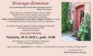 zaproszenie Ławeczk11a