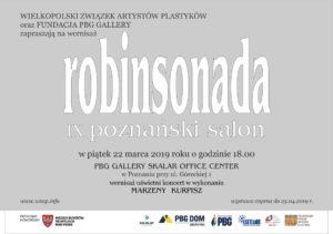 IX Robinsonada Zaproszenie 2019 r